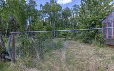 Fenced Area