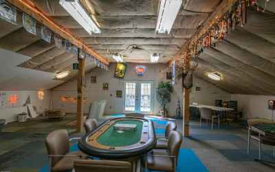 Barn Game Room