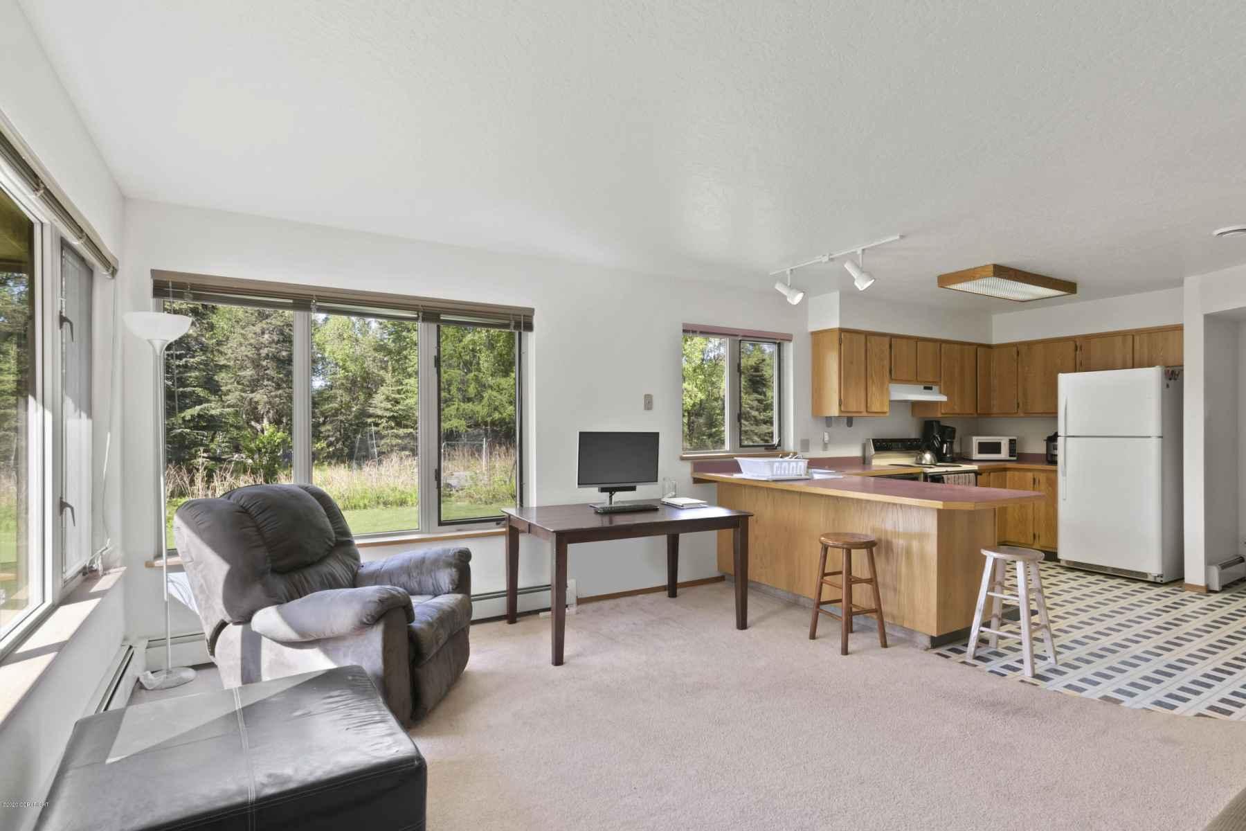 MIL Living Room/Kitchen