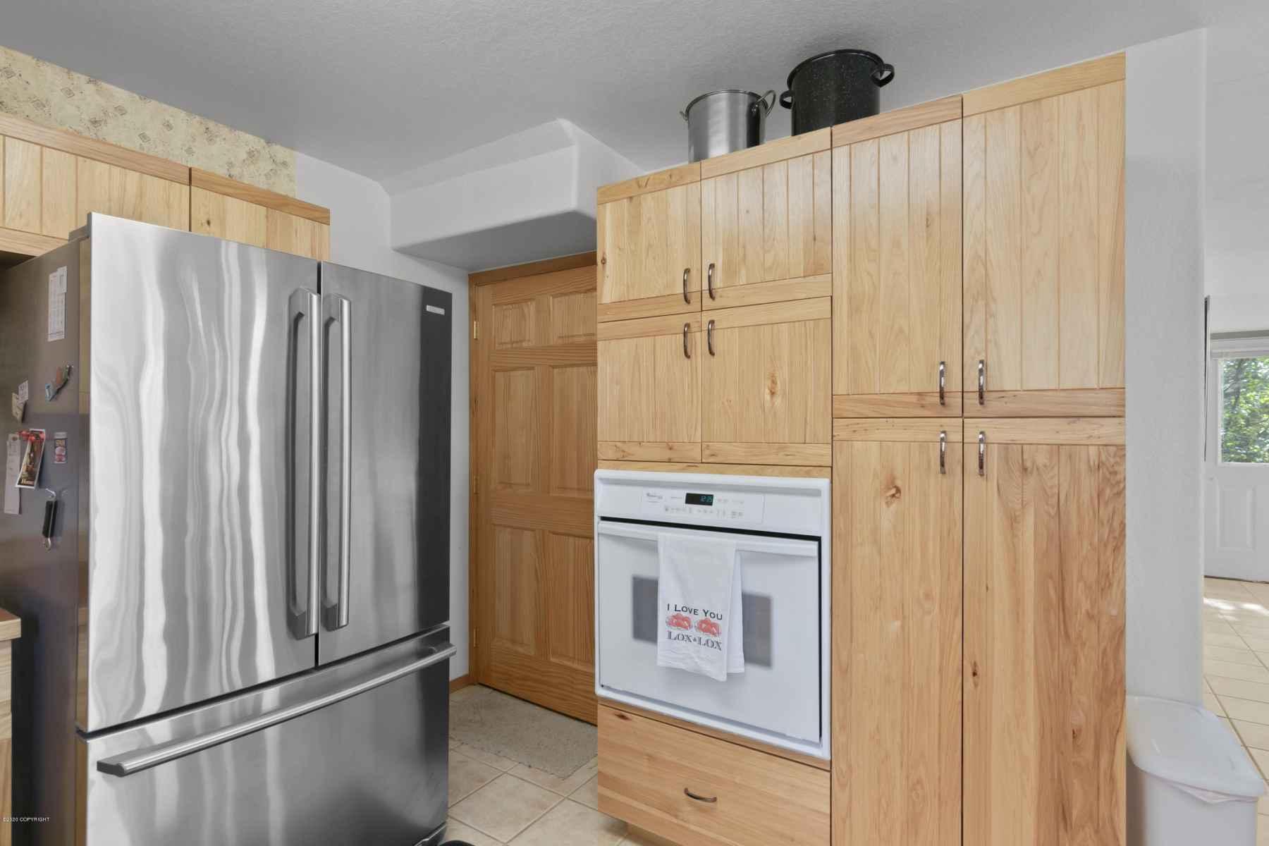 Refrigerator & Oven