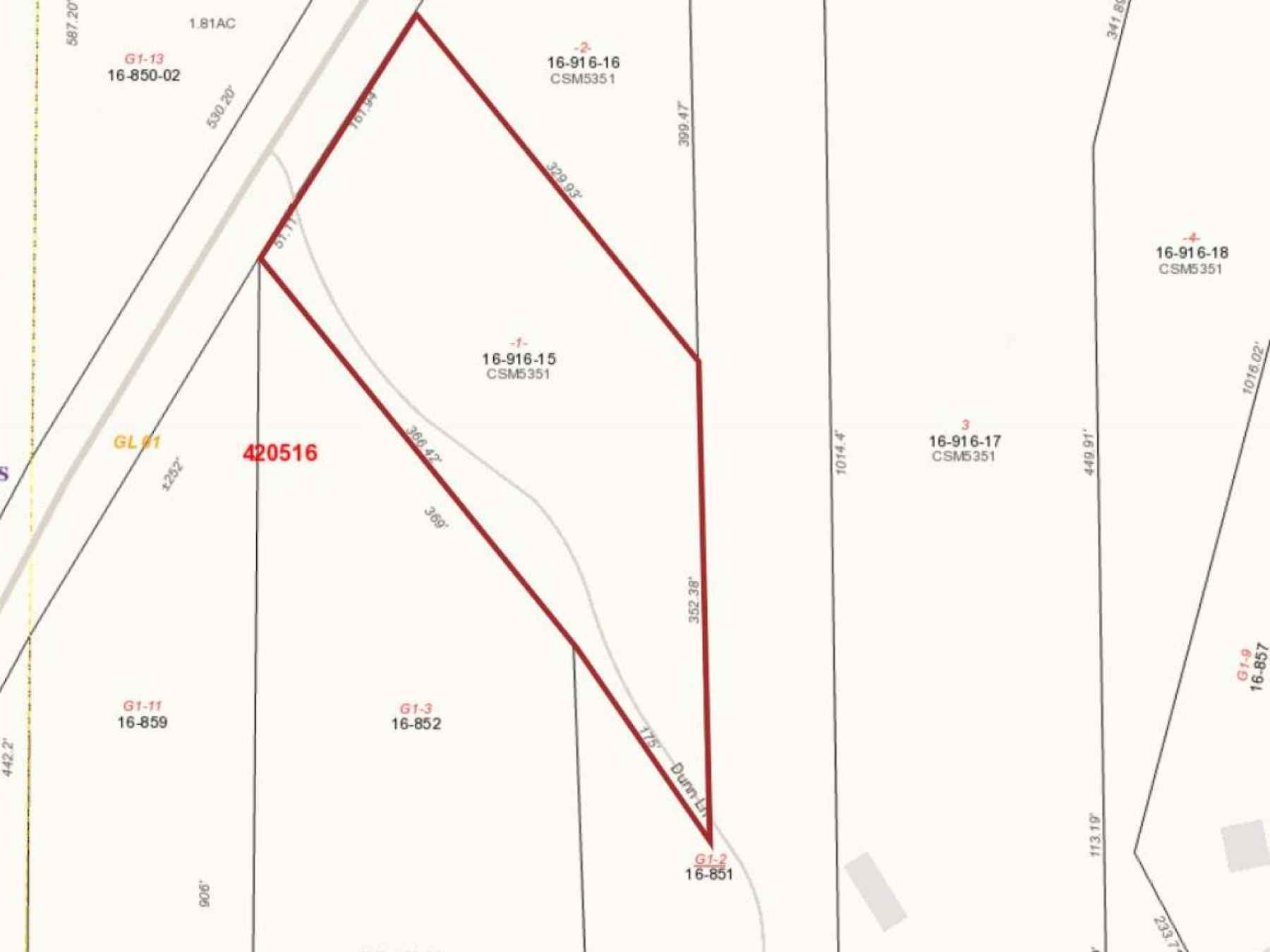 Photo for OFF POWELL RD Lot 1