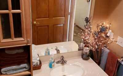 bathroom keep