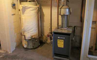 12 boiler and water heater