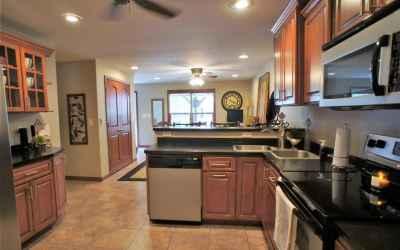 3 kitchen toward dining room