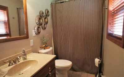 5 downstairs bath
