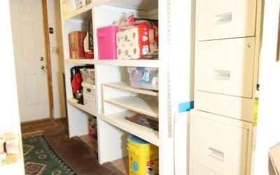 Bonus Storage Room