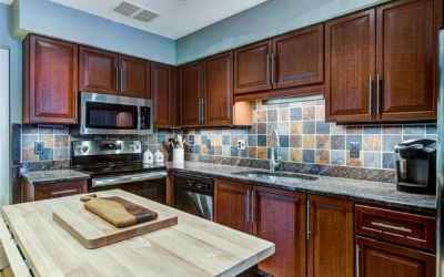 And, another view of this amazing kitchen