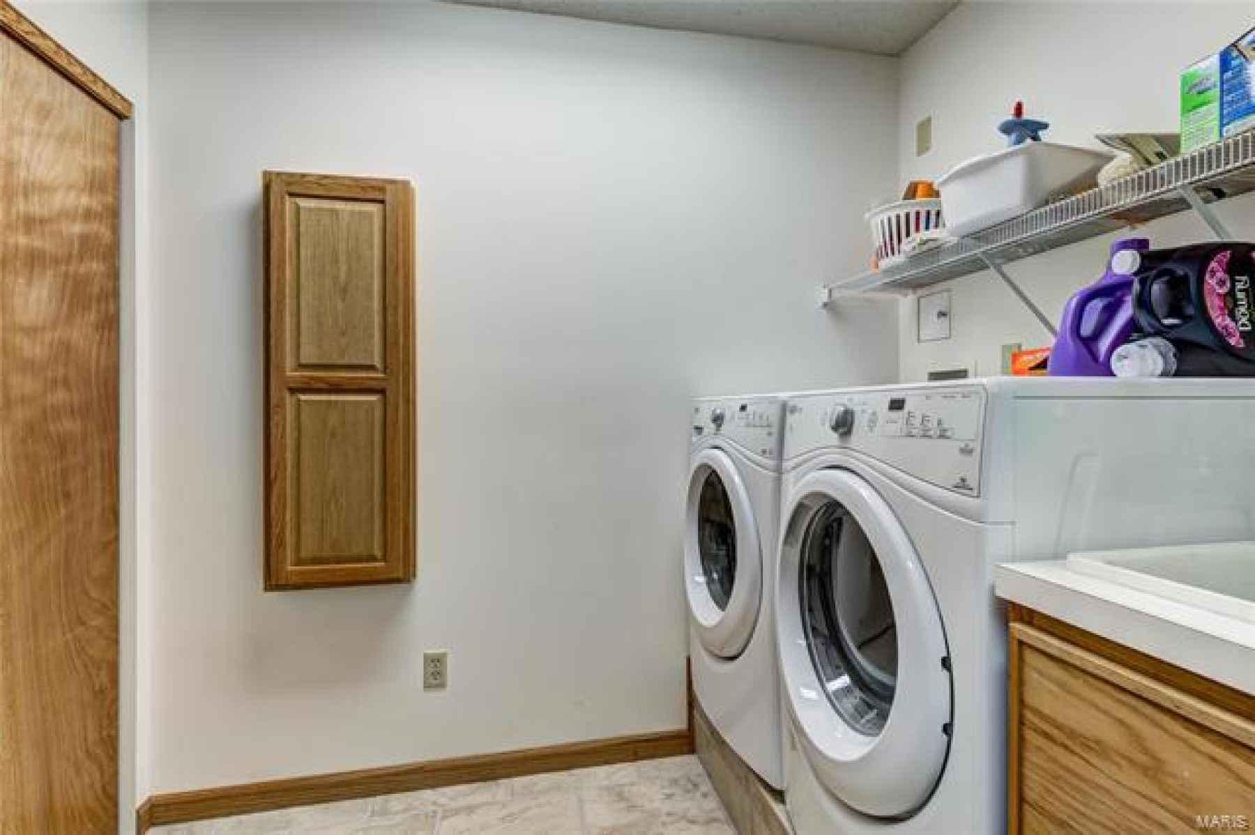 Laundry room - spotless
