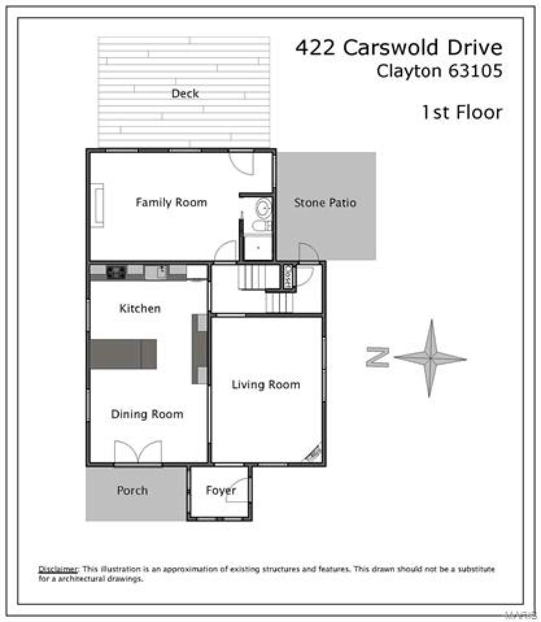 Photo for422 Carswold Drive