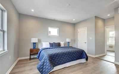 Second floor. Master bedroom with en-suite bath.