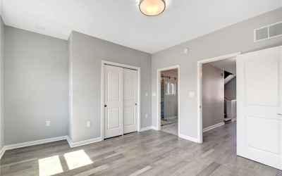 Second floor. Second bedroom with en-suite bath.