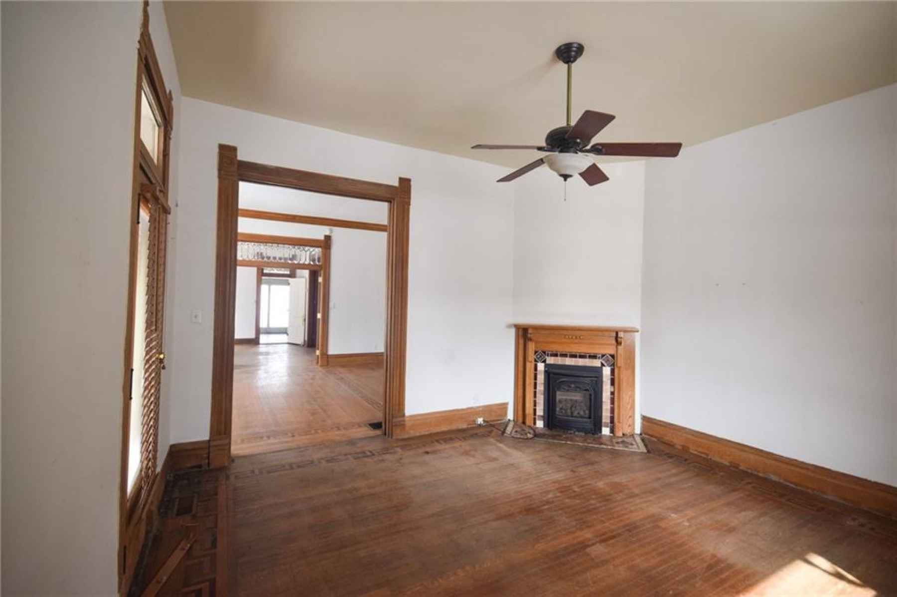 Main floor. Living Room.