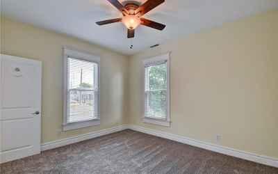 Second Floor. Second Bedroom.