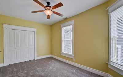 Second Floor. Fourth Bedroom.