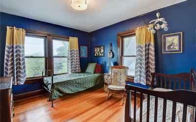 Second floor. Third bedroom.