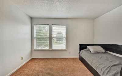 Bedroom #2 provides plenty of space along w/ loads of natural light!
