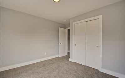 Second floor. Bedroom 1.