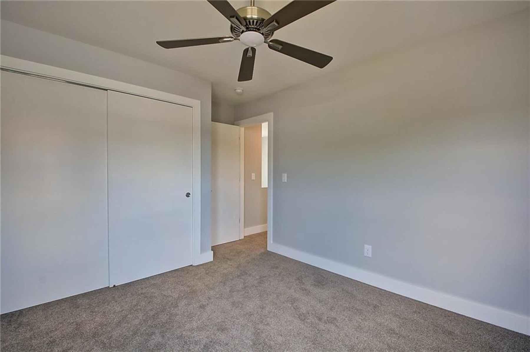 Second floor. Bedroom 3.