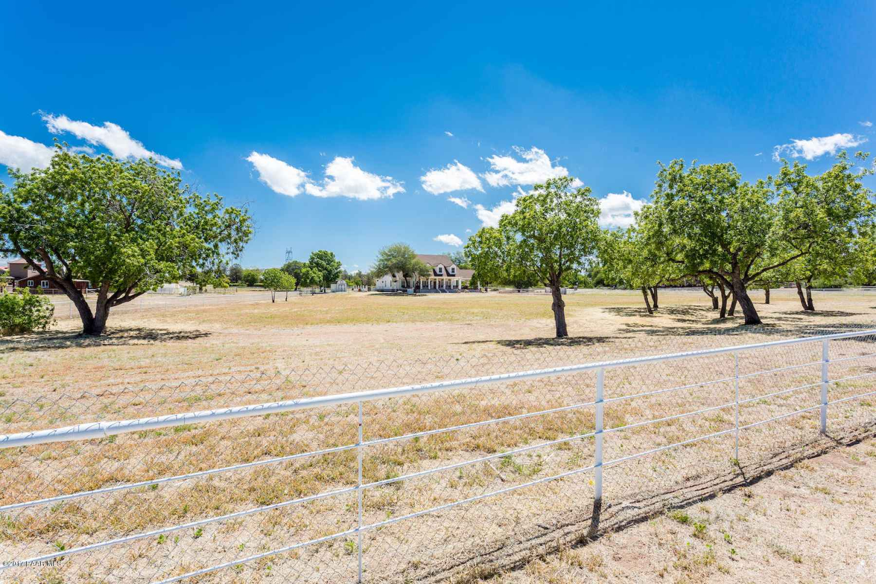 Property from Front of Lot