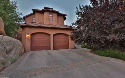 2 car garage and guest house