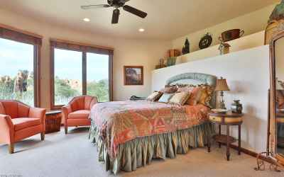 Cute lower level guest room