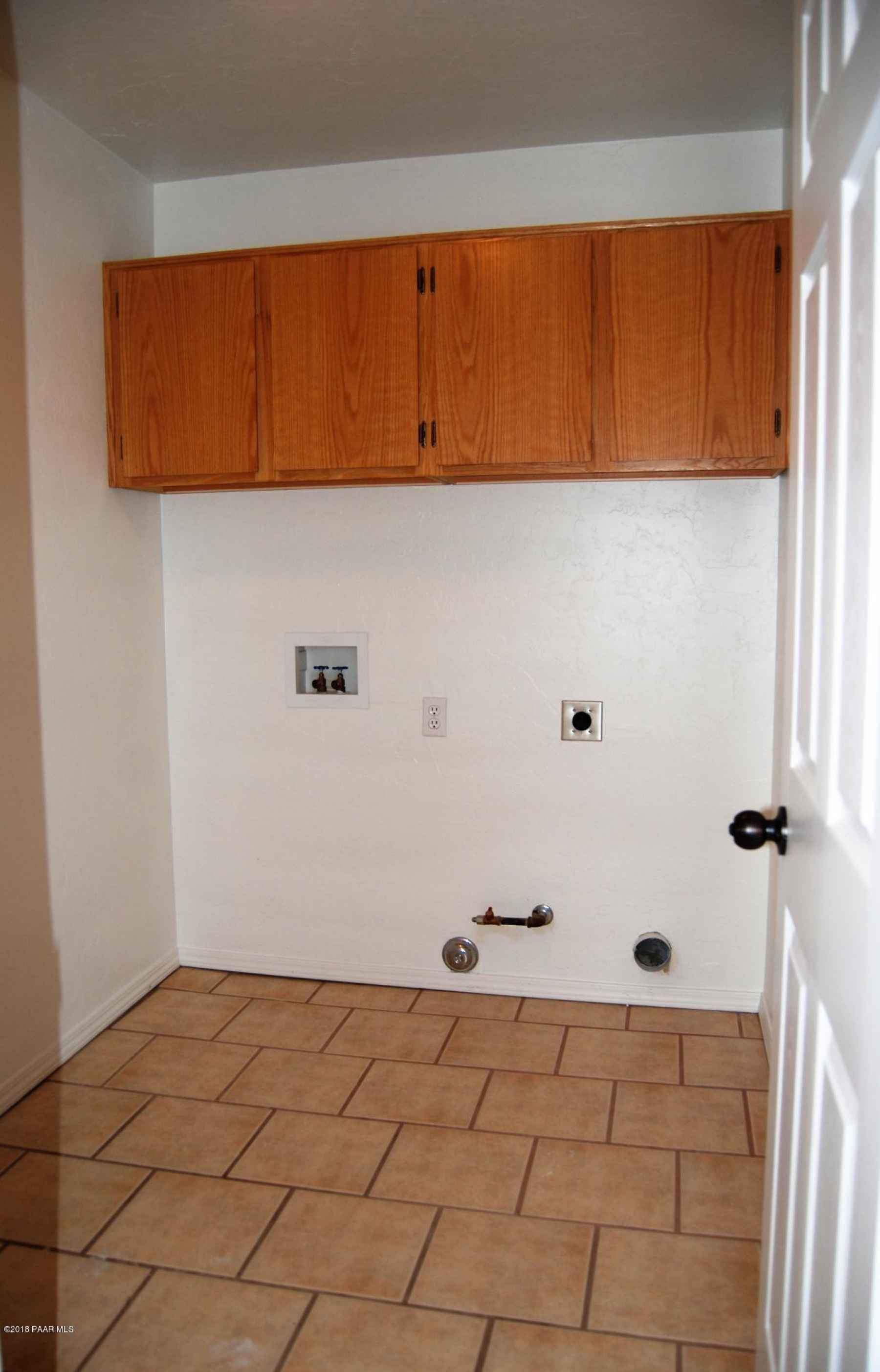 Laundry with cabinetry