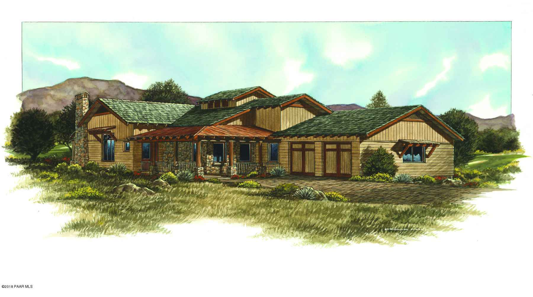 Ranch Cottage C Plan