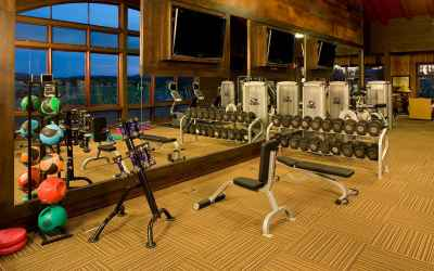 Talking Rock Fitness Center