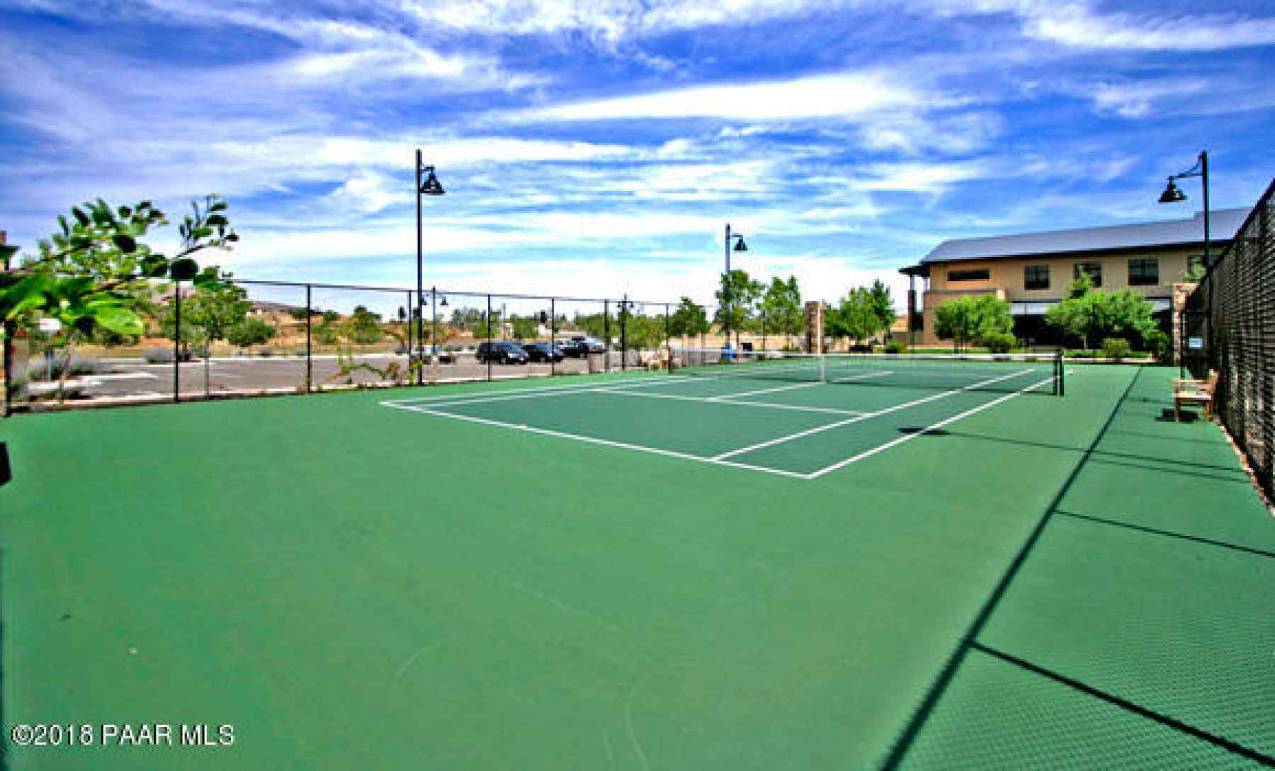 StoneRidge Tennis Courts