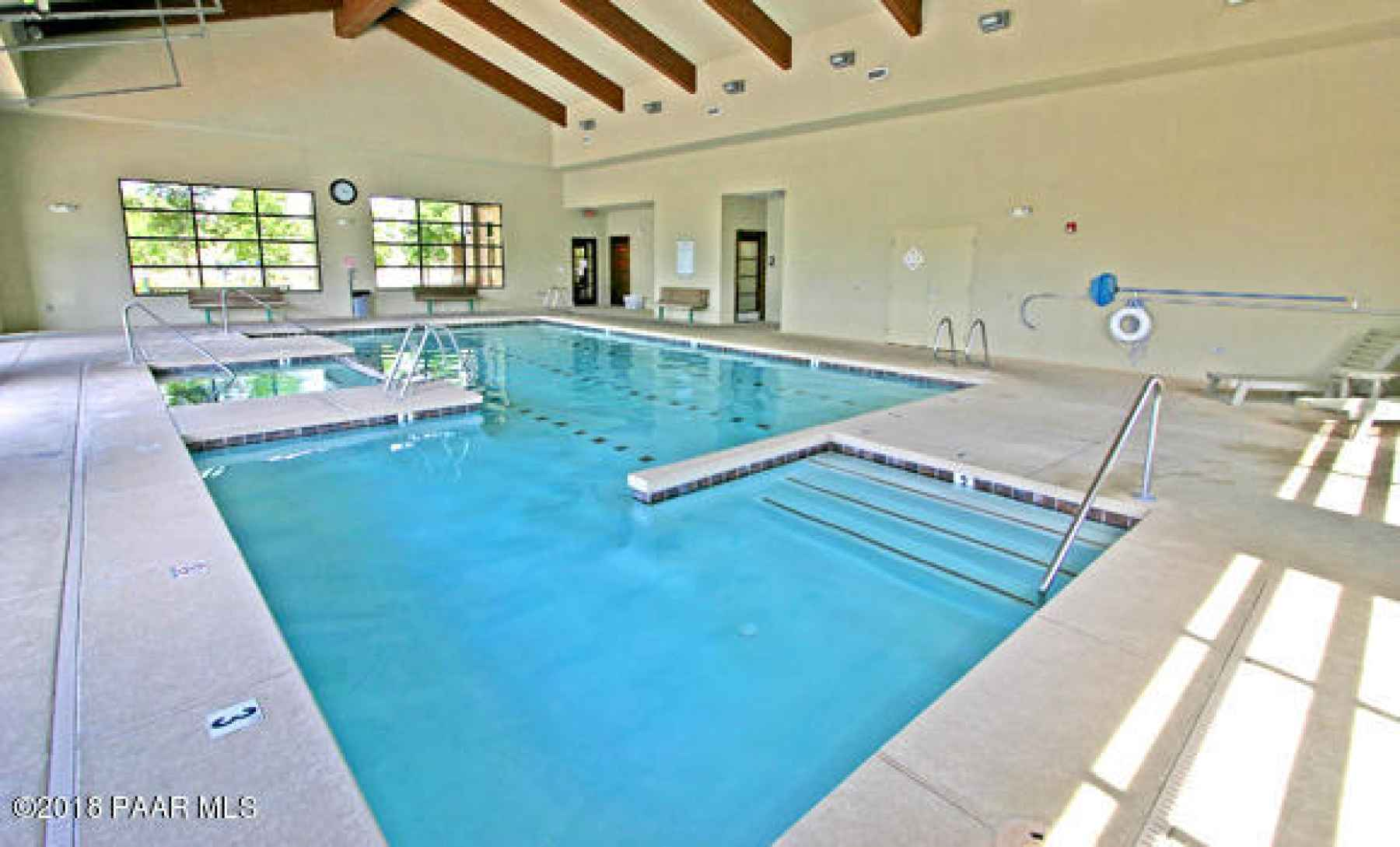 StoneRidge Indoor Pool