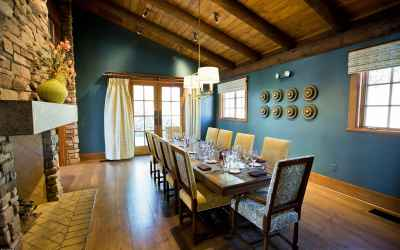 Capital Canyon Clubhouse Private Dining