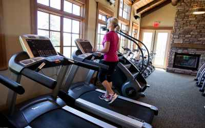 Capital Canyon Clubhouse Fitness