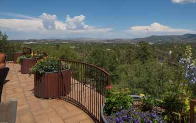 Patio and Views - 129 Apollo Heights