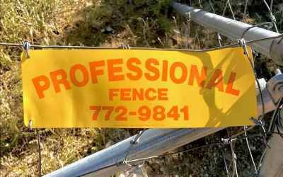 Professional Fence