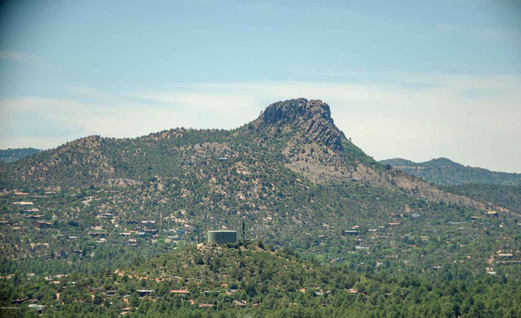 View of Thumb Butte