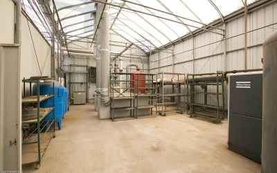 Fertilizer Room