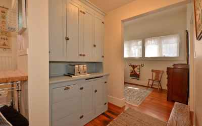 113 Pantry and Sitting Room