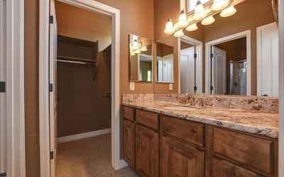 Mini Master Bathroom