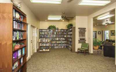 Clubhouse Library - copyright