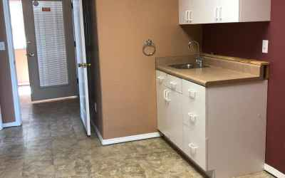 Coffee Counter/Sink