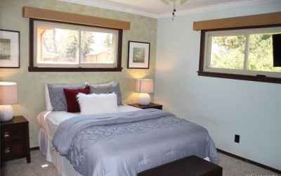 master bedroom has 3/4 bath all new!